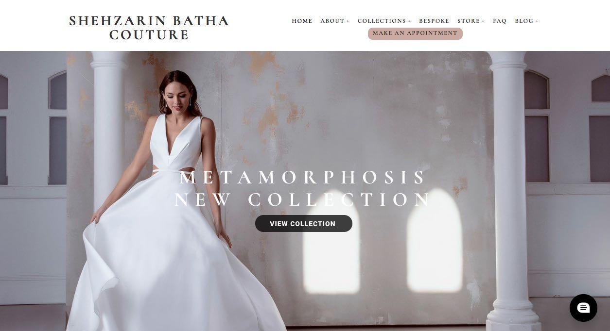 Shehzarin Batha Couture Wedding Shoe Shop Melbourne
