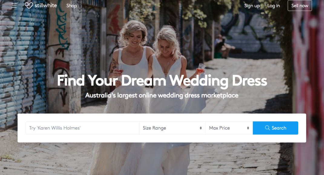 Stillwhite Preloved Wedding Dress Shop Melbourne