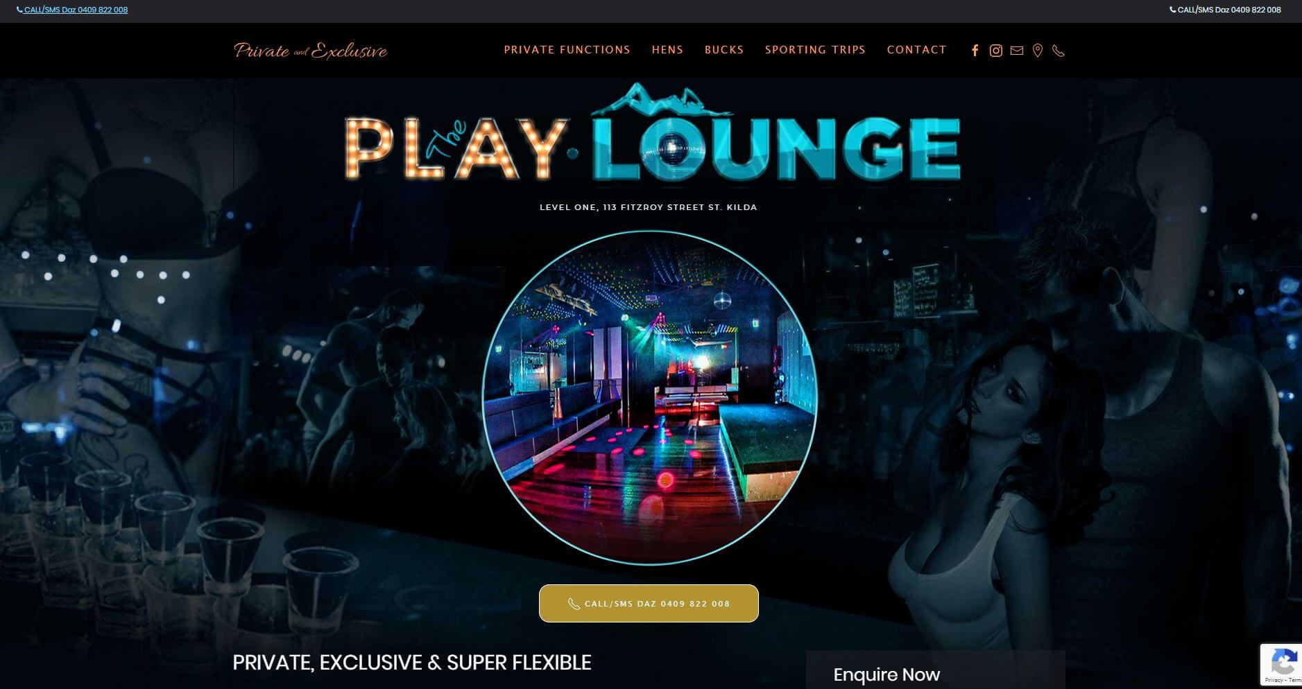 The Play Lounge