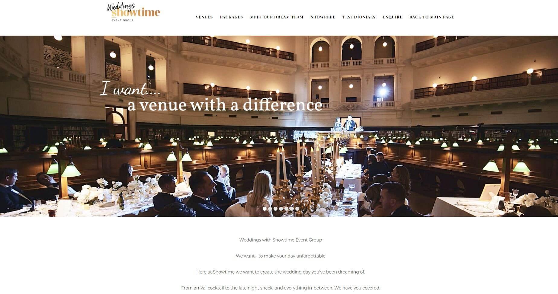 Wedding Showtime Hire Melbourne