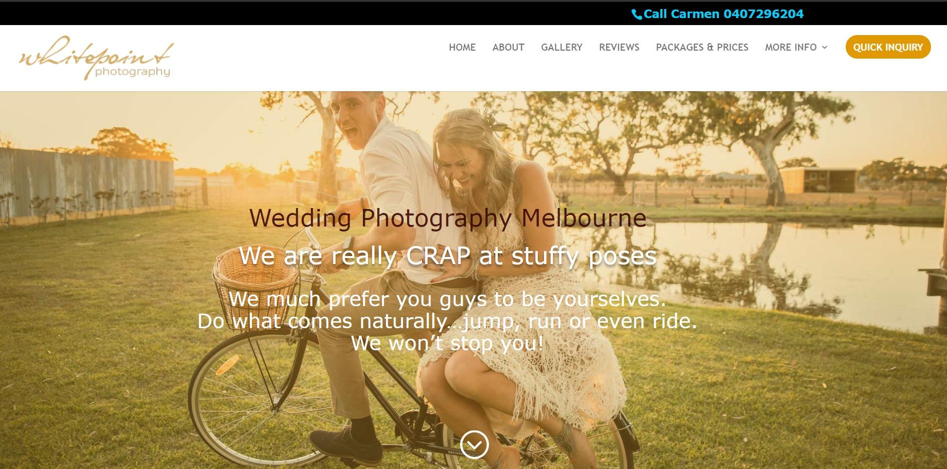 Whitepoint Wedding Photography