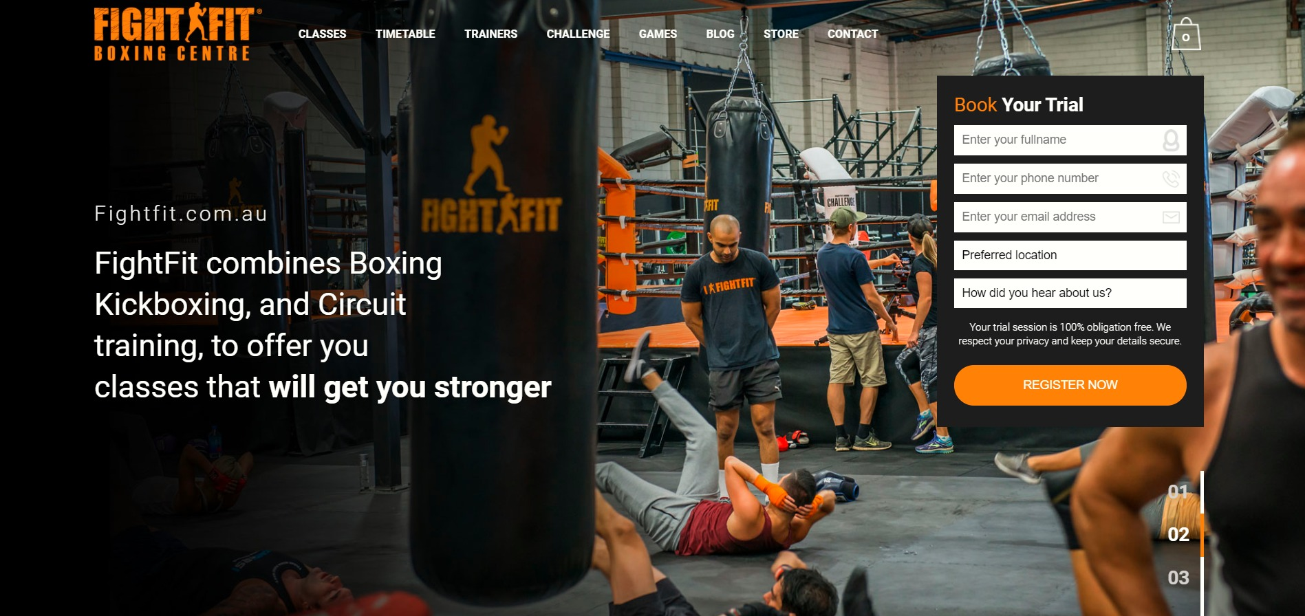 Fightfit Boxing Centre