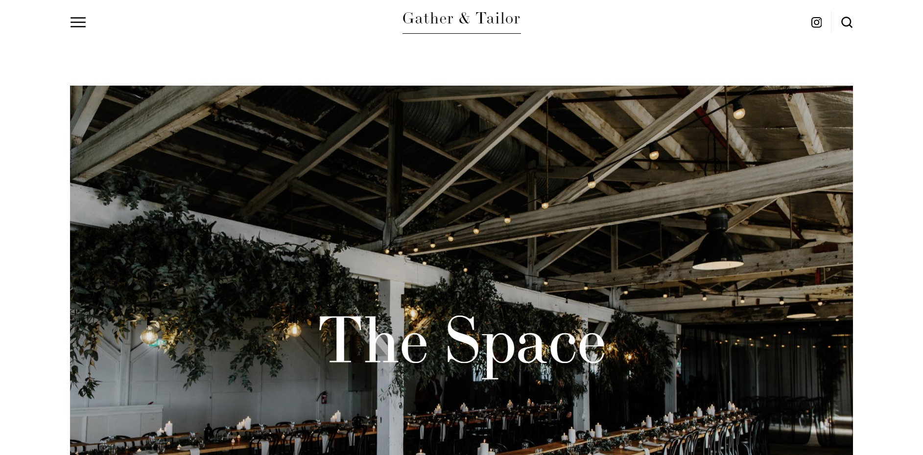 Gather & Tailor