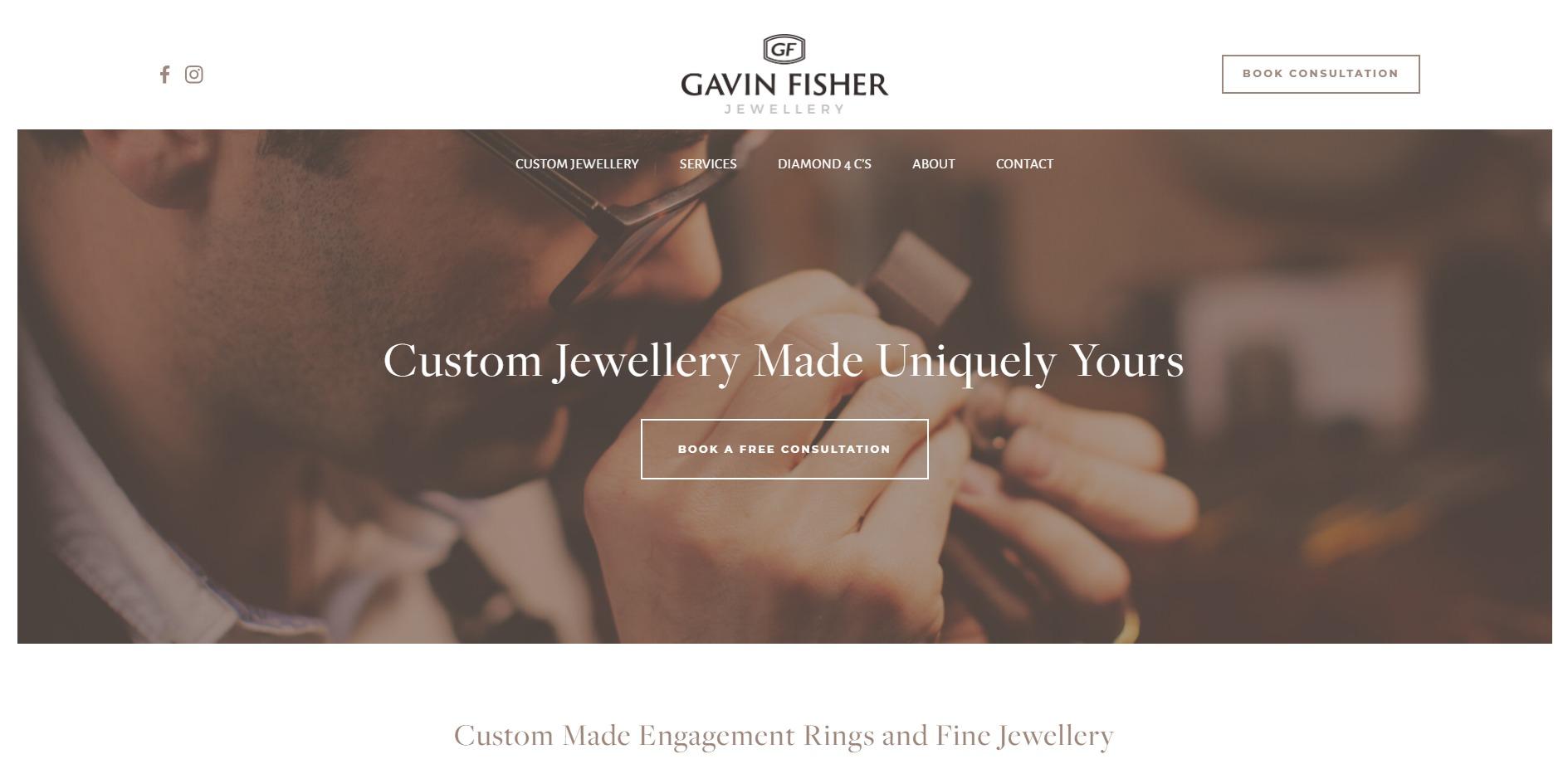 Gavin Fisher