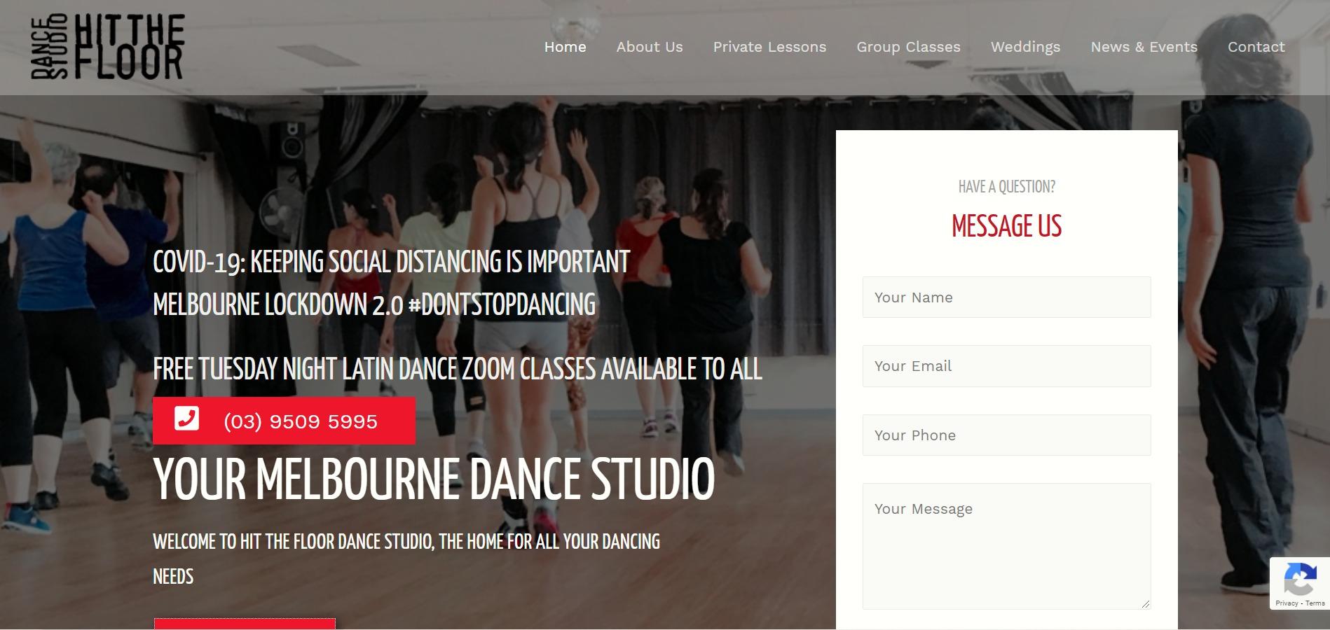 Hit The Floor Dance Studio