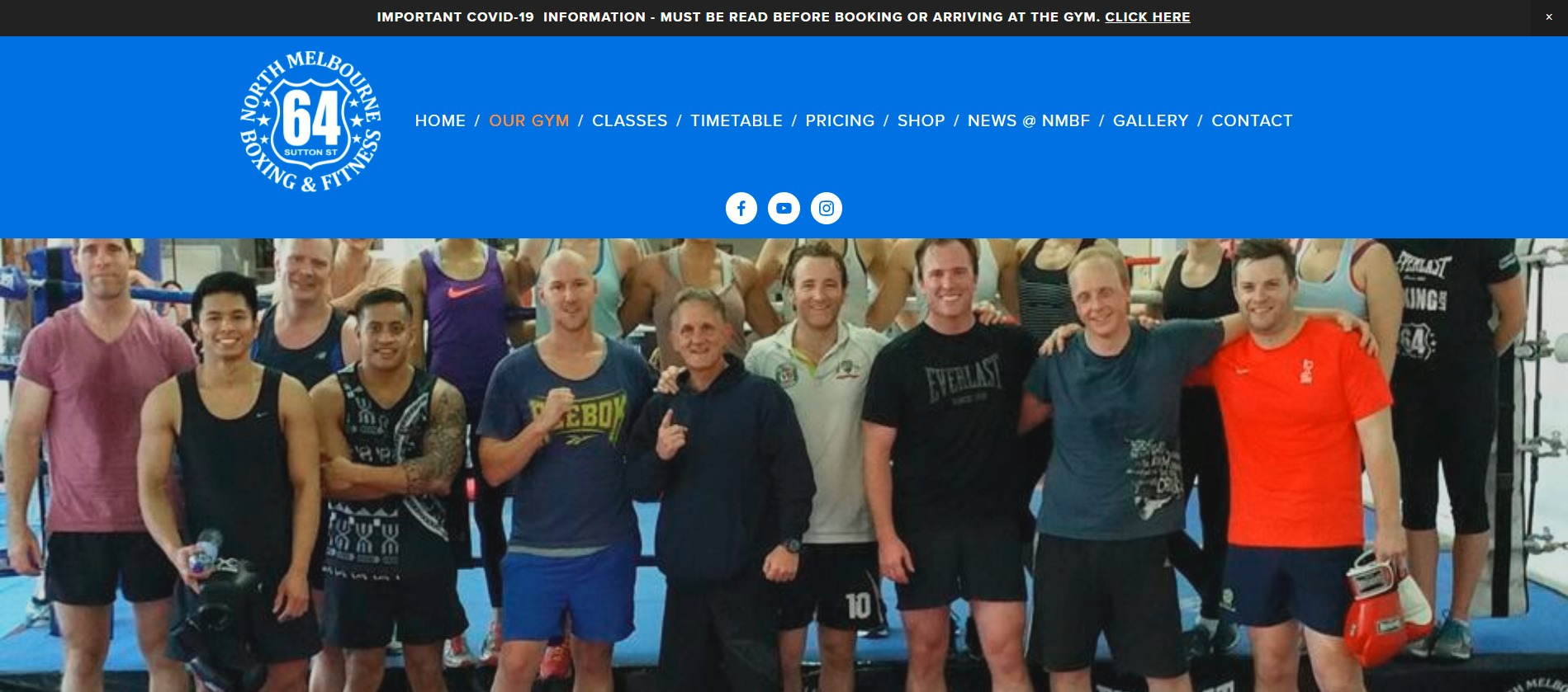 North Melbourne Boxing & Fitness