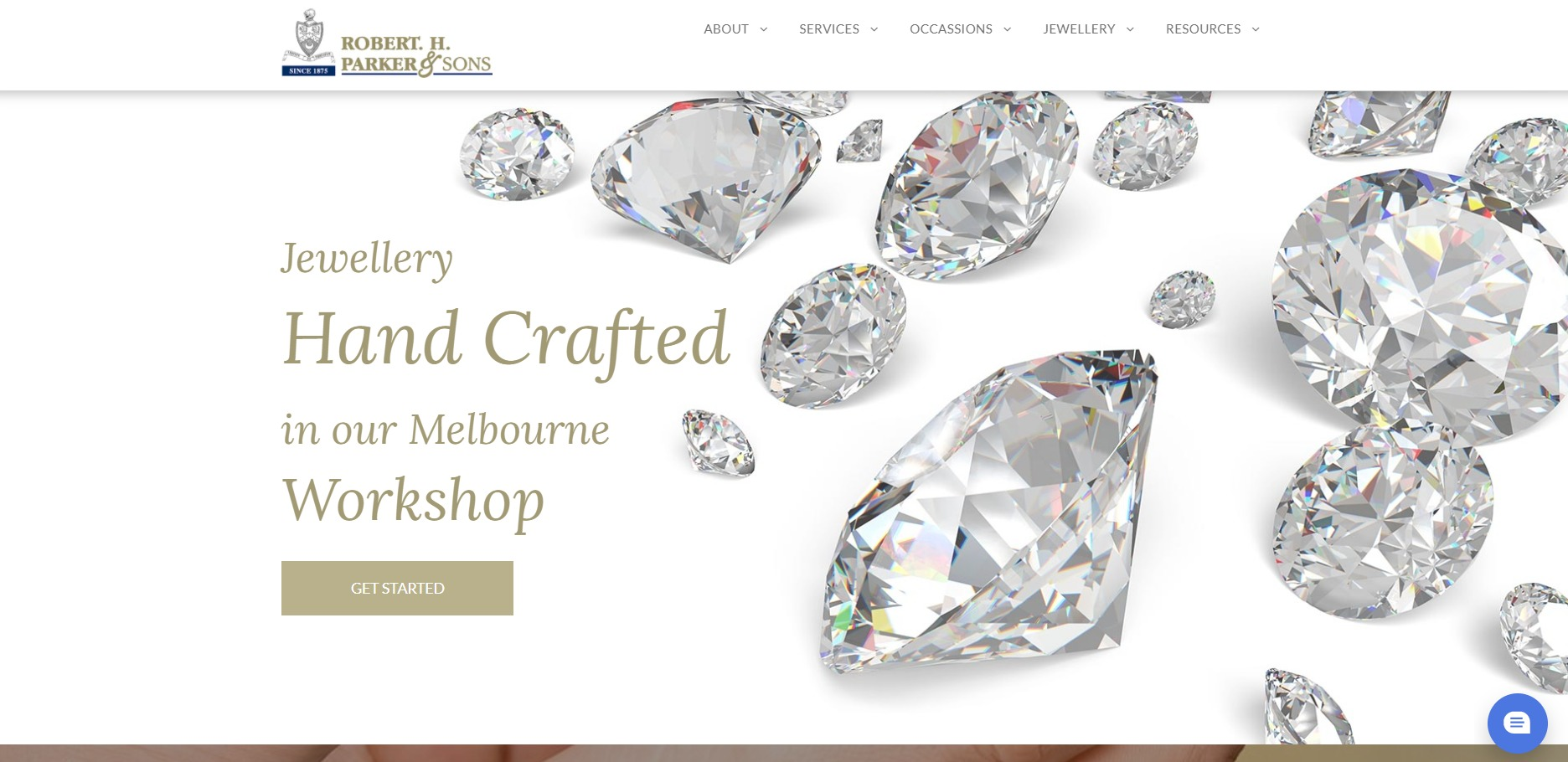 Robert H Parker & Sons Jewellers