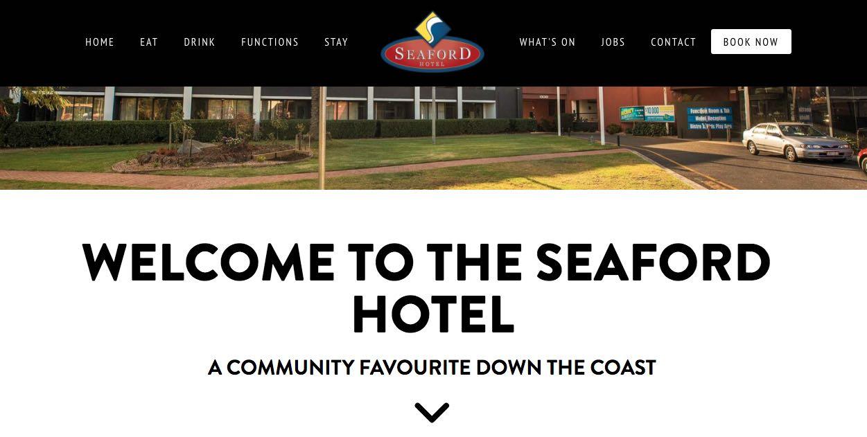 Seaford Hotel Engagement Party Venue Melbourne