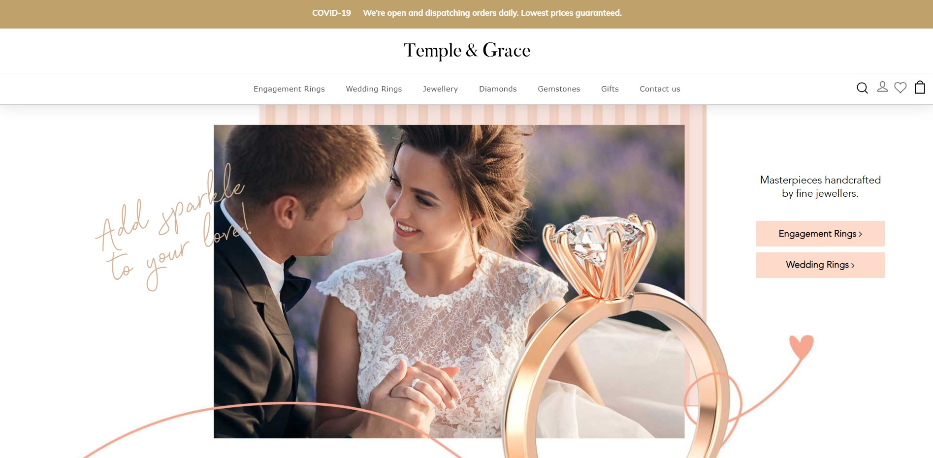 Temple Grace