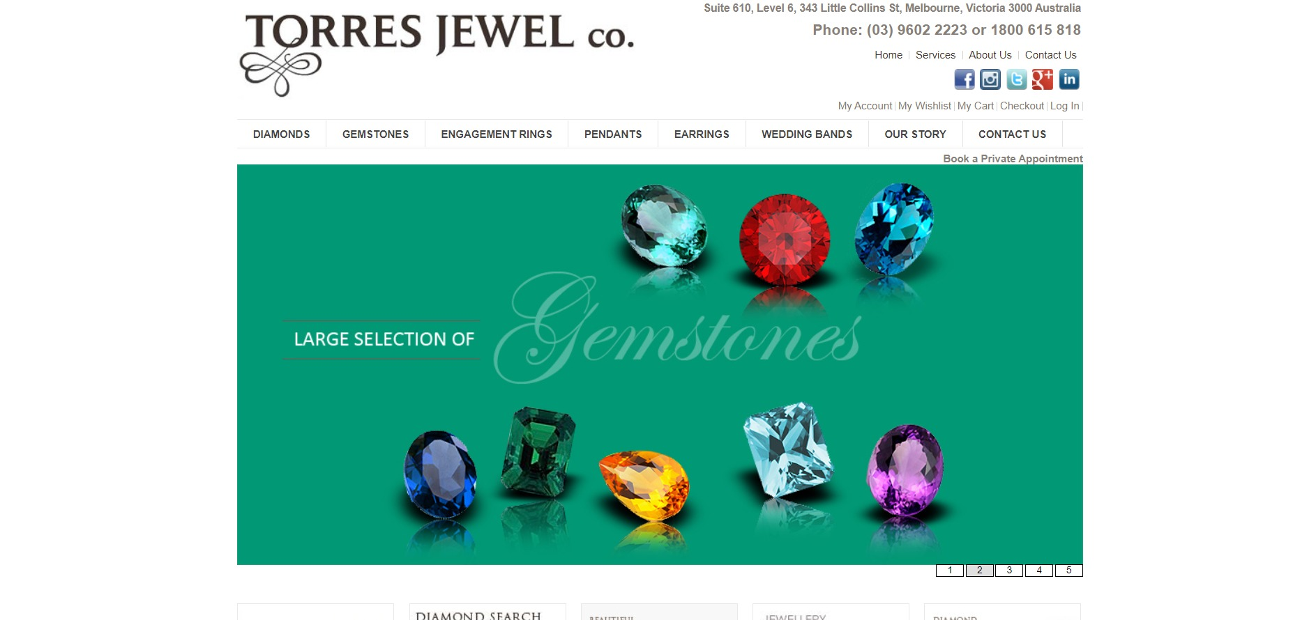 Torres Jewel Co.