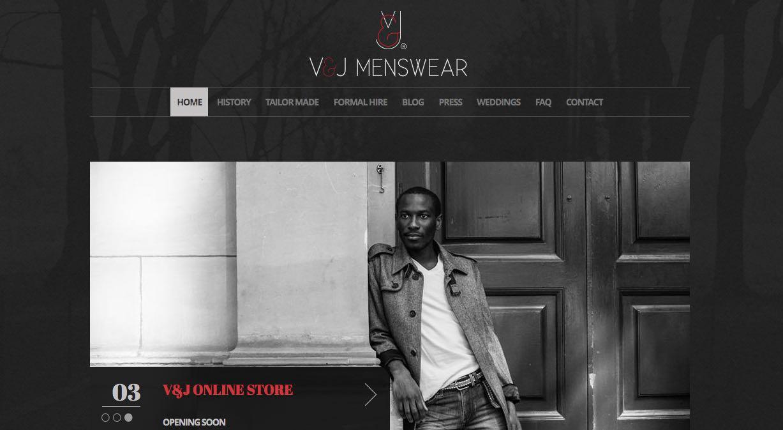 V&j Menswear Suit Tailors Melbourne