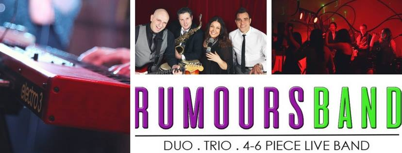 Rumours Band Wedding Band Melbourne