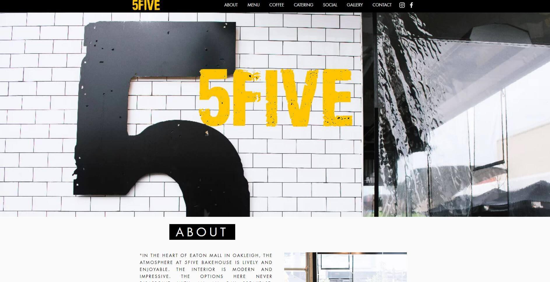 5five Cafe