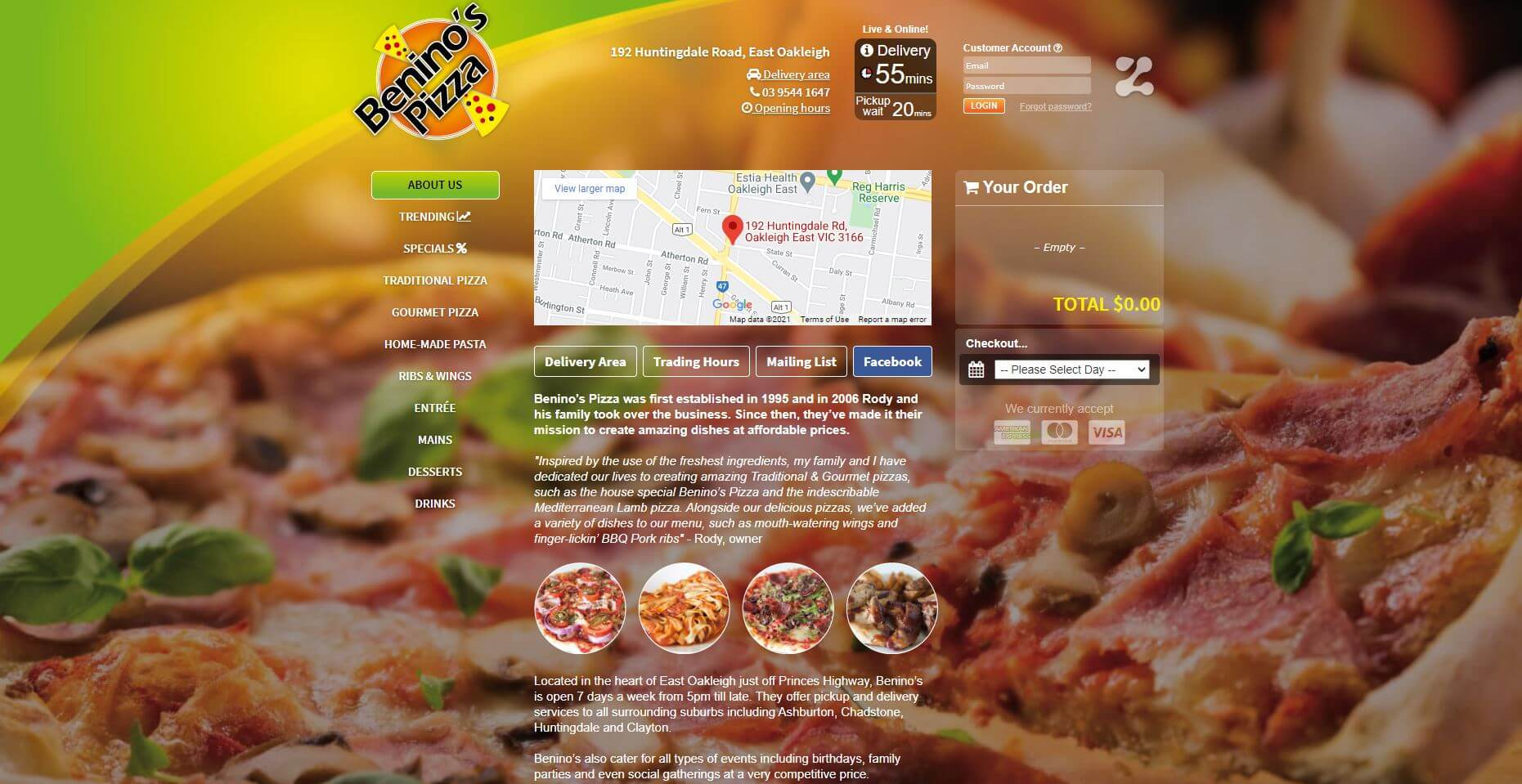 Benino's Pizza