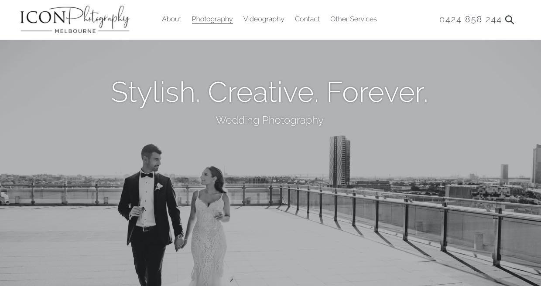 Icon Wedding Photography Yarra Valley