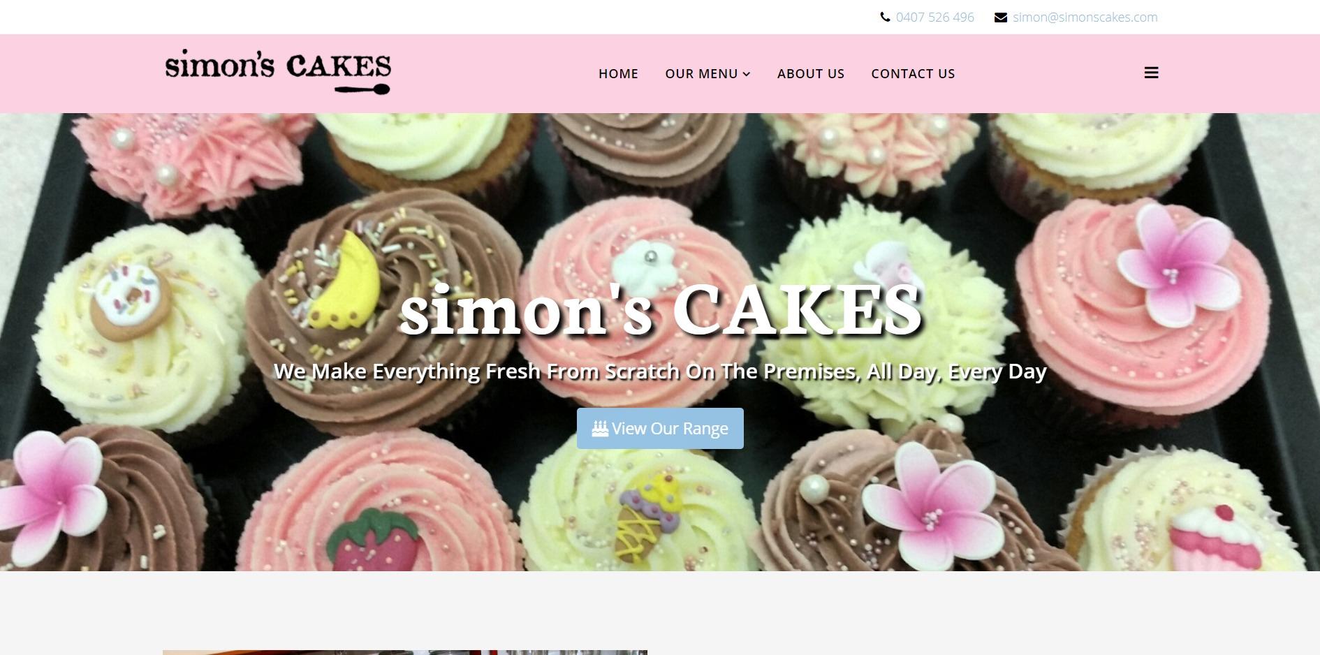 Simon's Cakes
