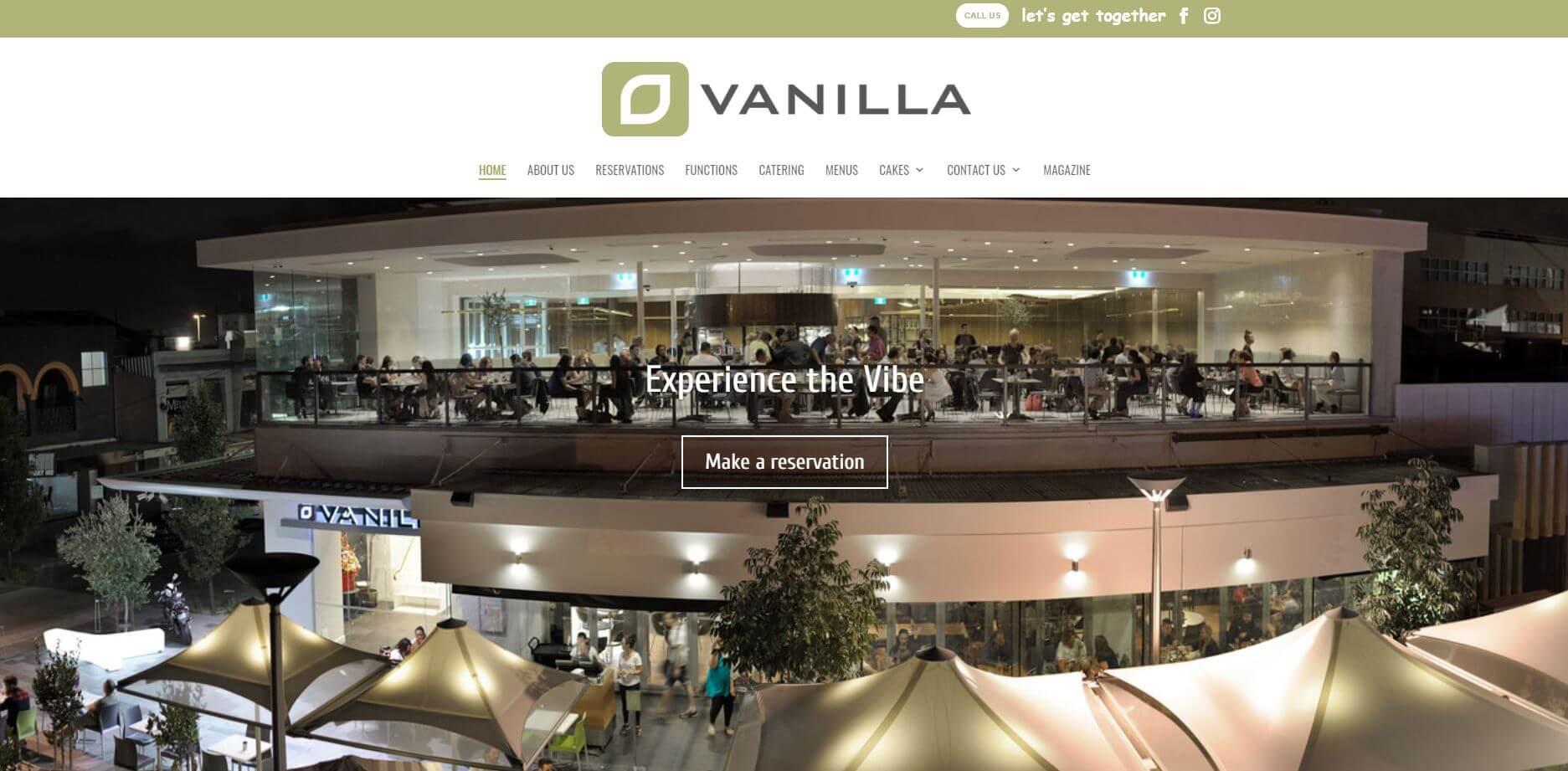 Vanilla Cakes & Lounge