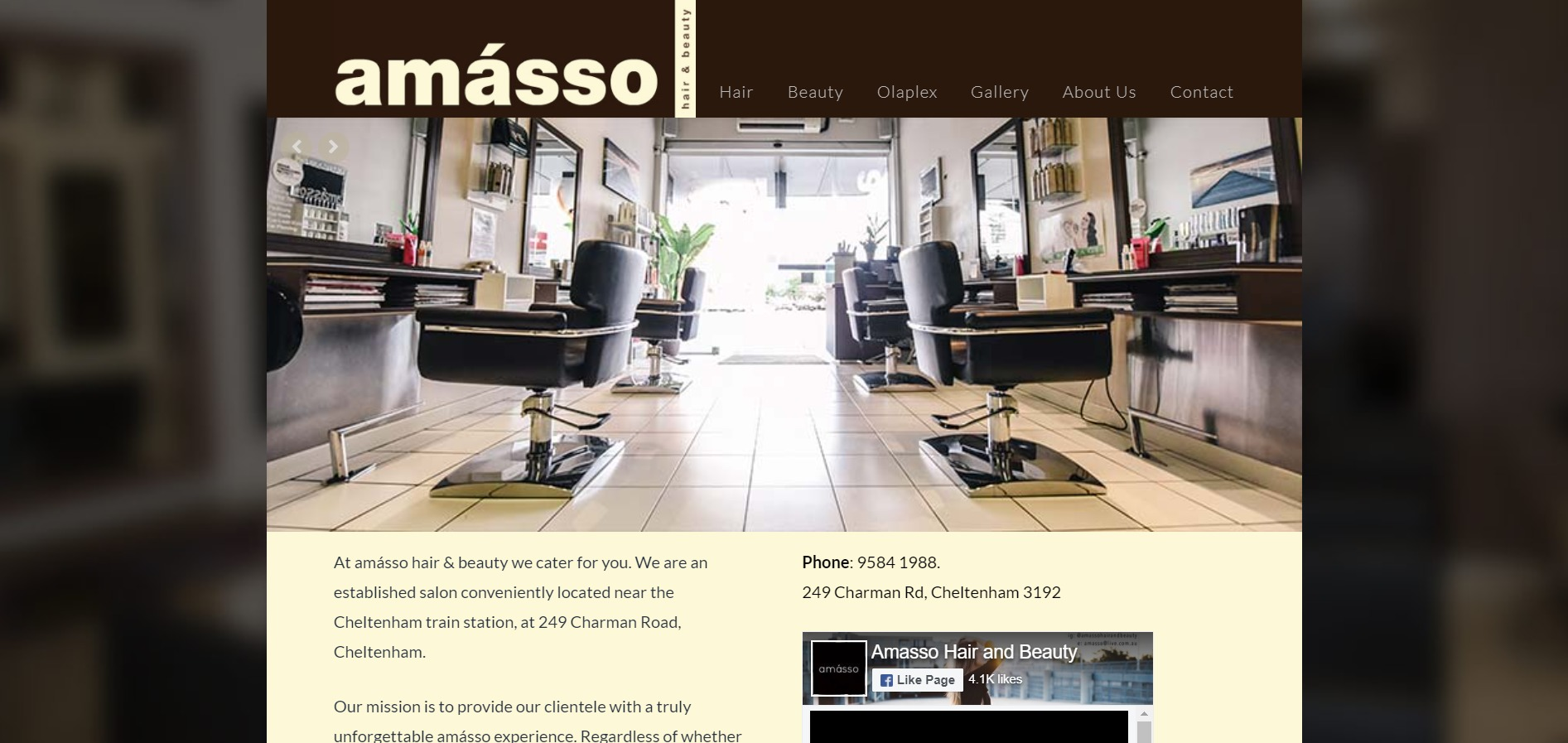 Amasso Hair And Beauty