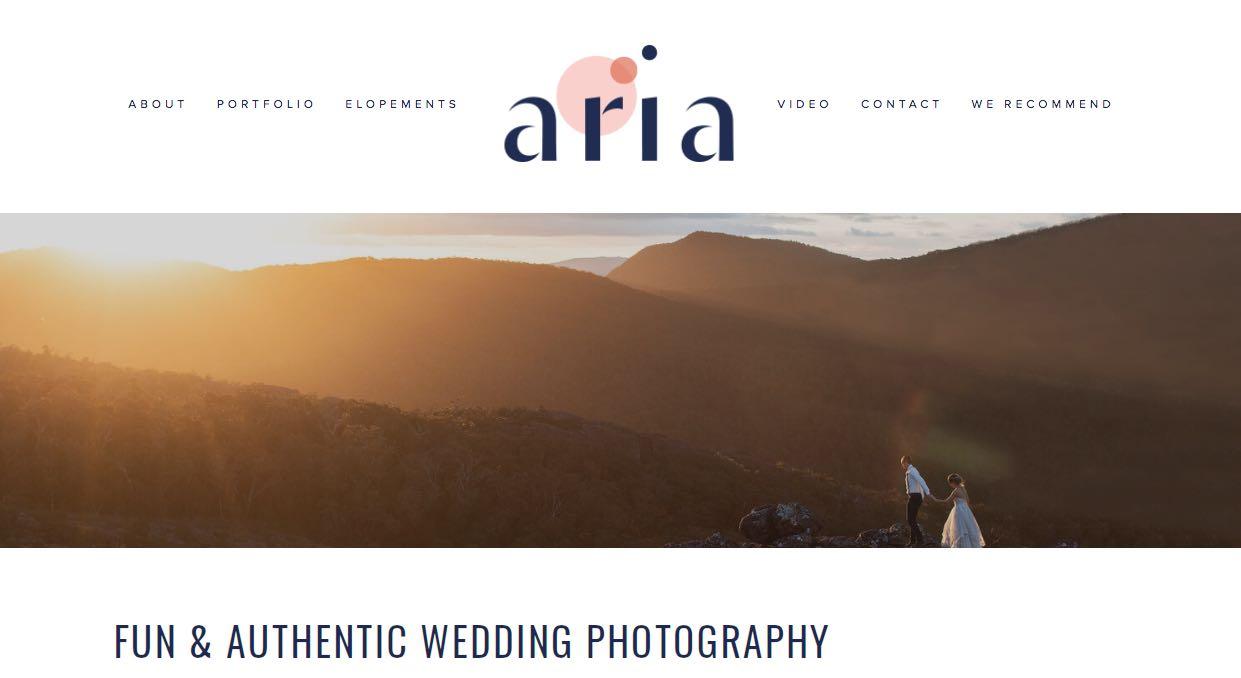 Aria Wedding Photography Mornington Peninsula