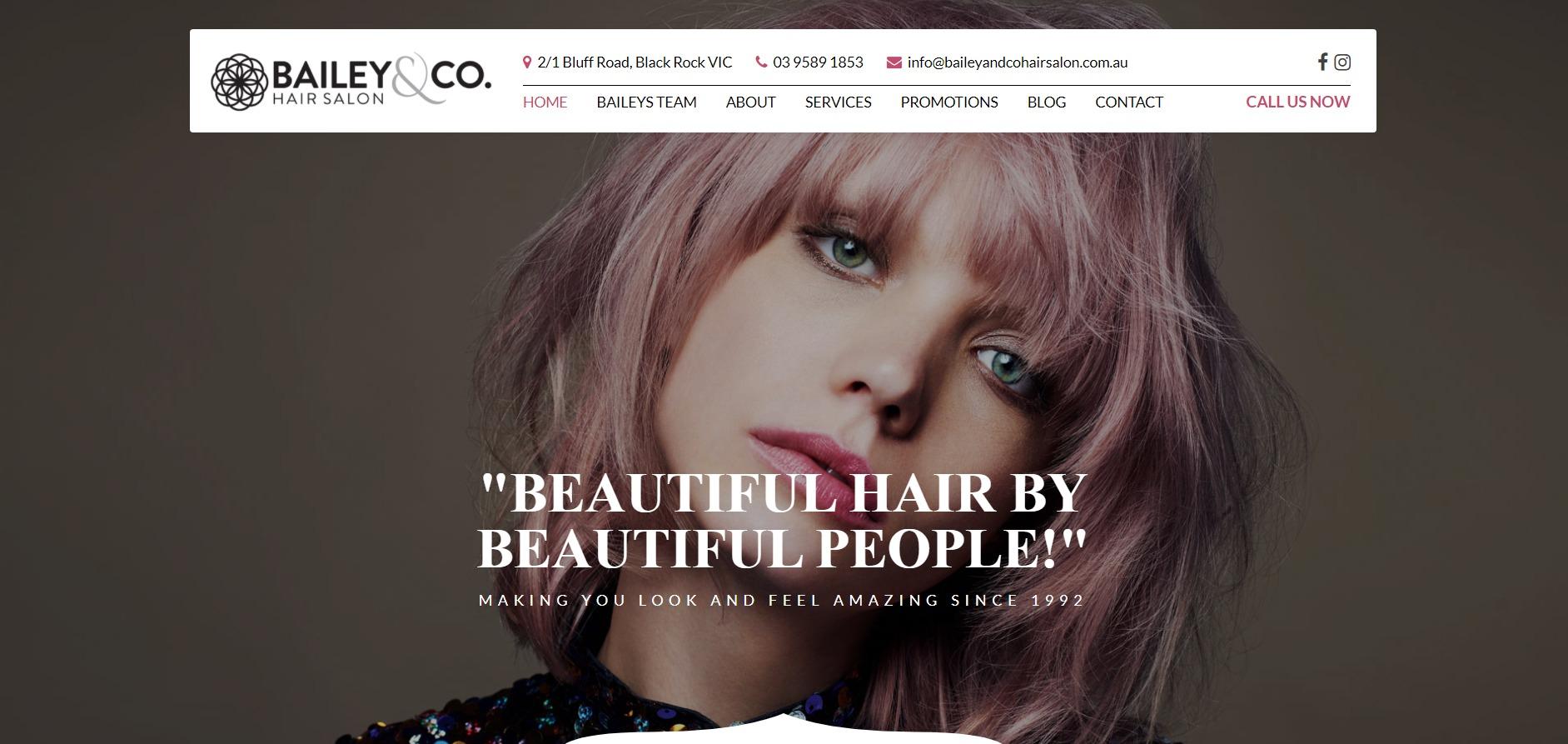 Bailey & Co. Hair Salon
