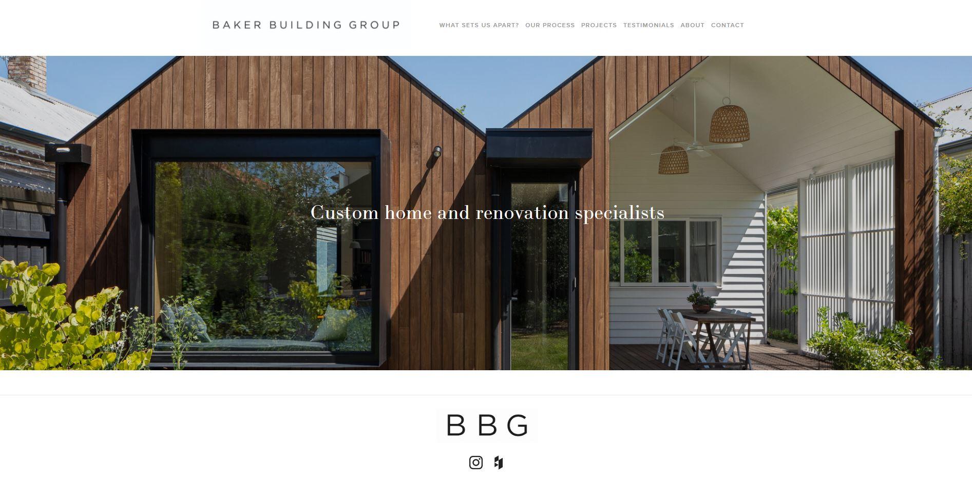 Baker Building Group