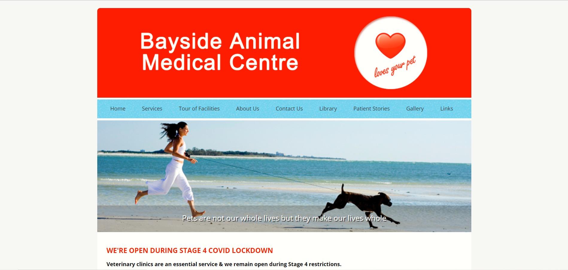 Bayside Animal Medical Centre