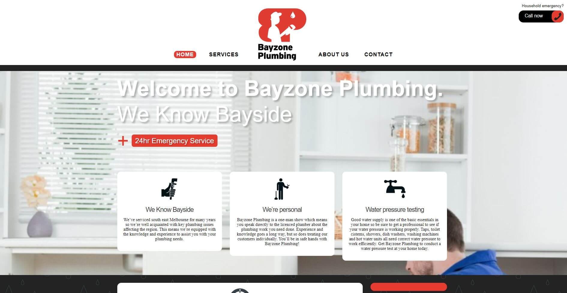 Bayzone Plumbing