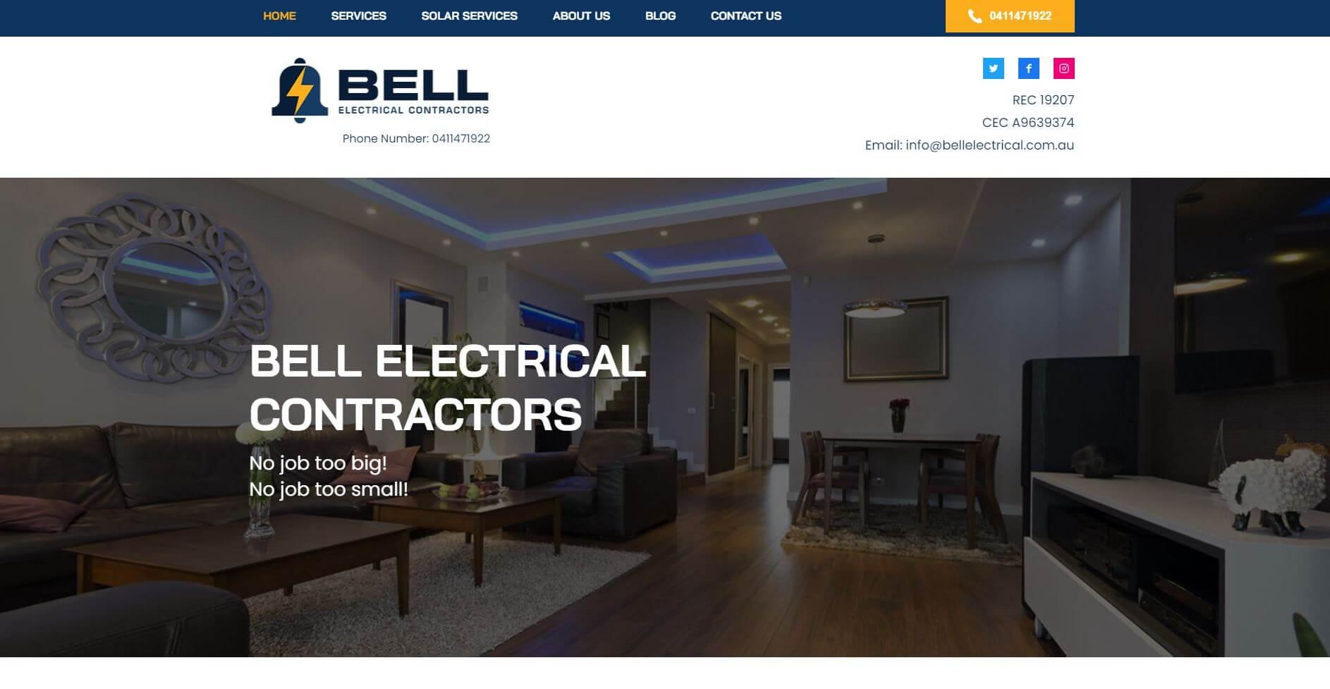 Bell Electrical Contractors