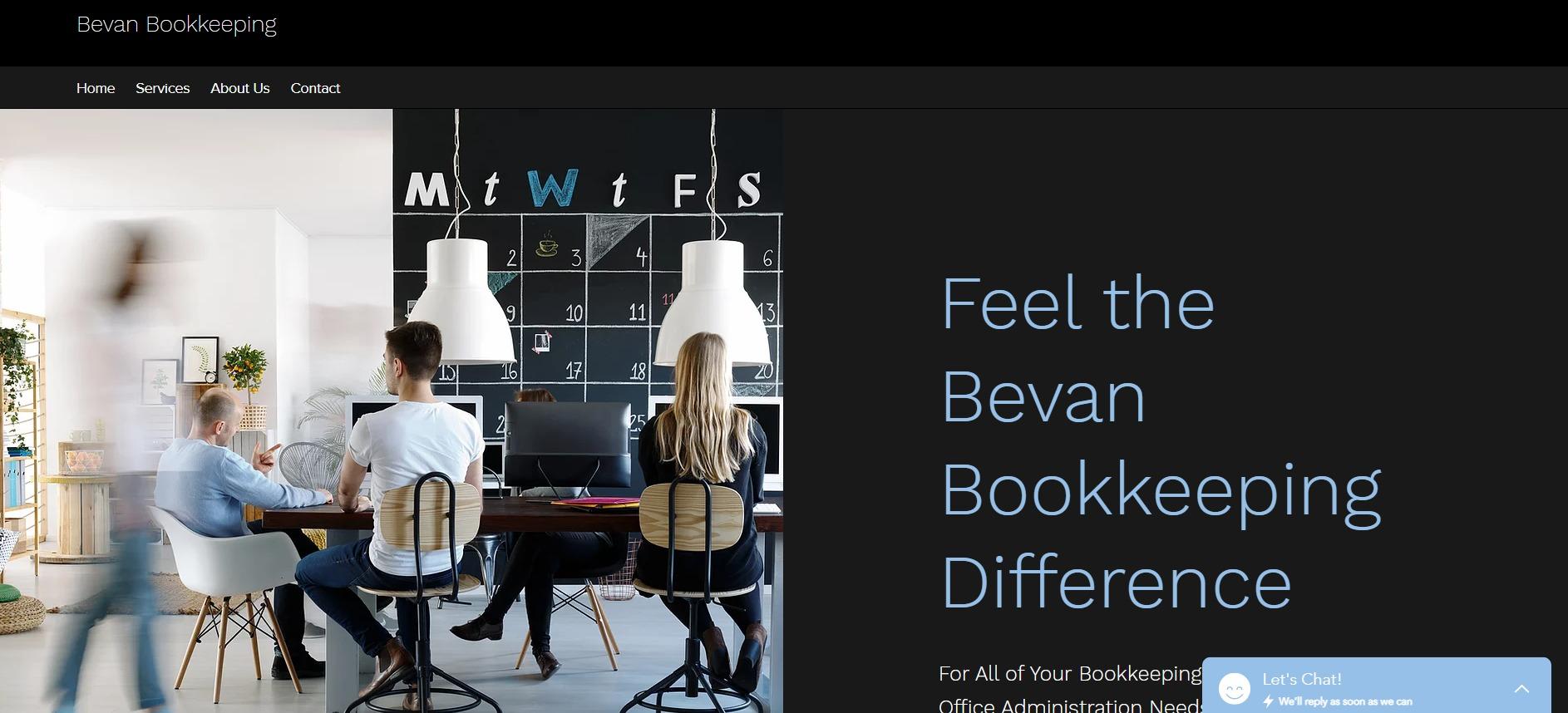 Bevan Bookkeeping