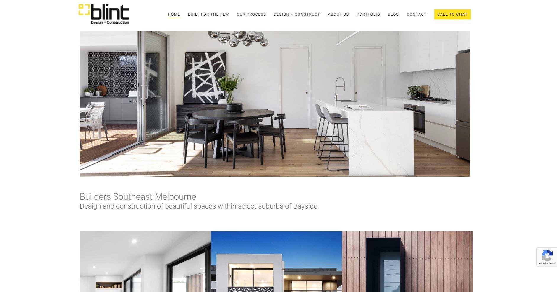 Blint Design + Construction