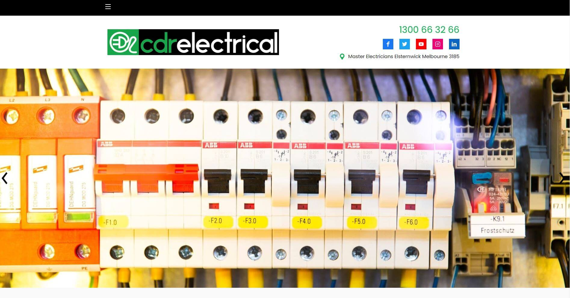 Cdr Electrical
