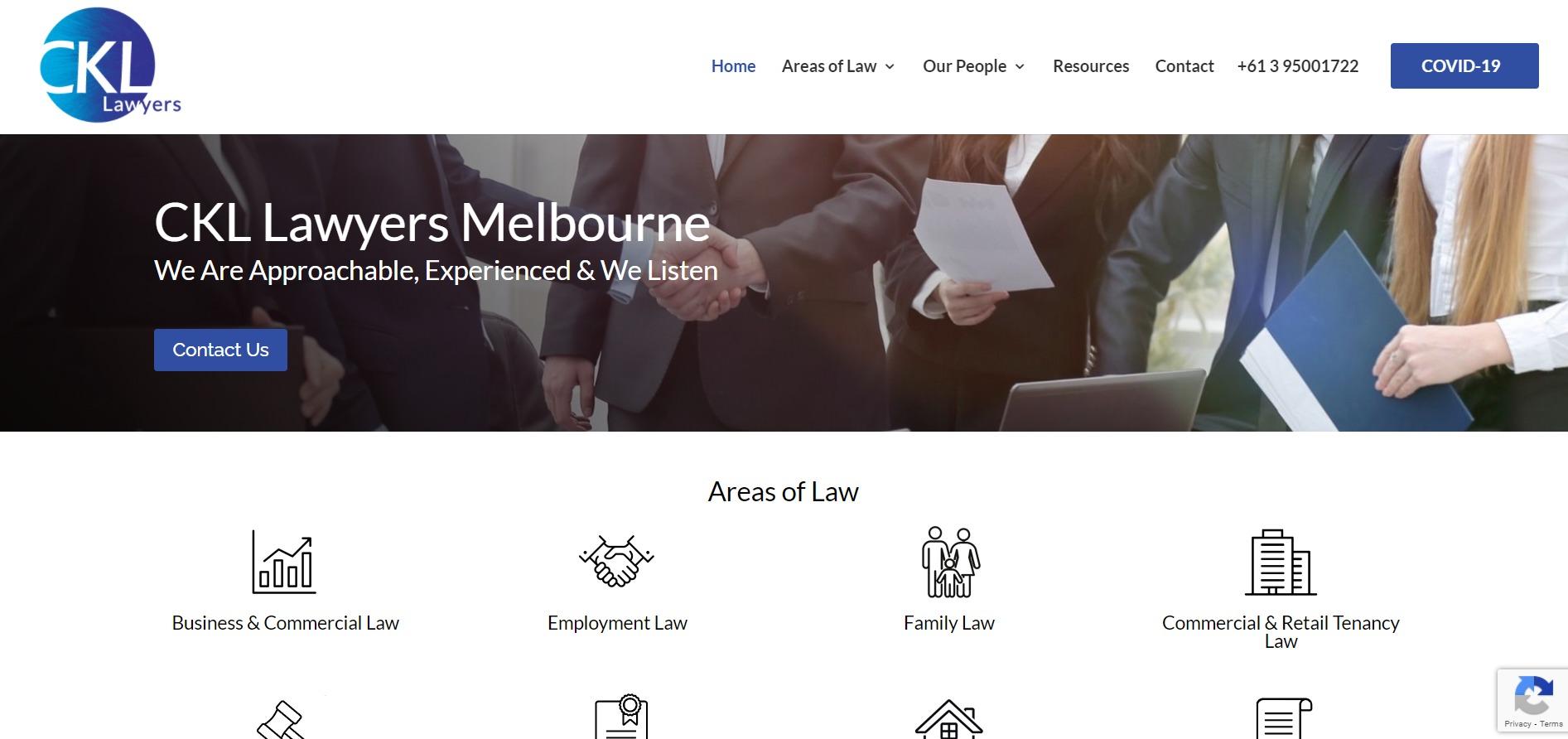 Ckl Lawyers Melbourne