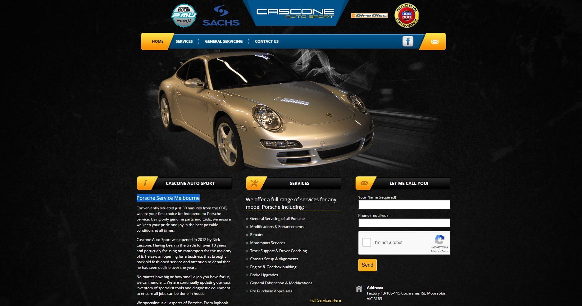 Cascone Auto Sport
