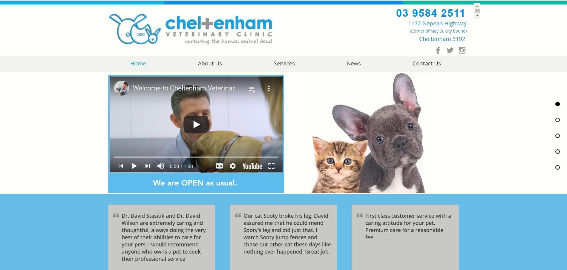 Cheltenham Vet Clinic