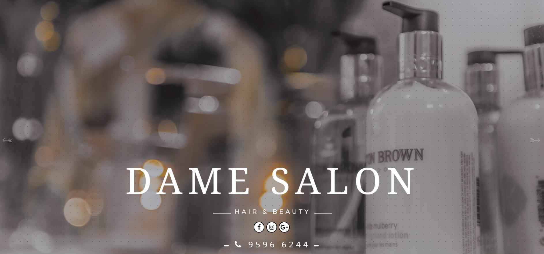 Dame Salon