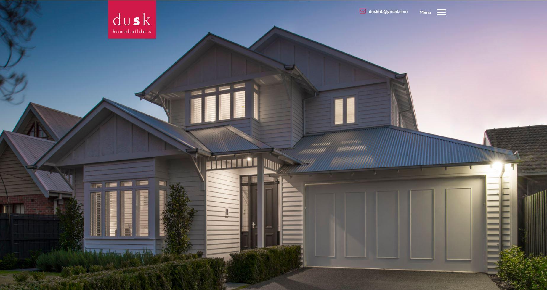 Dusk Home Builders