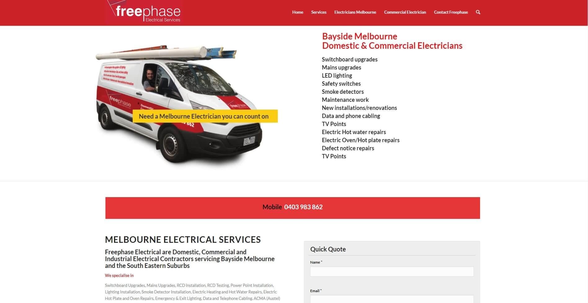 Freephase Electrical