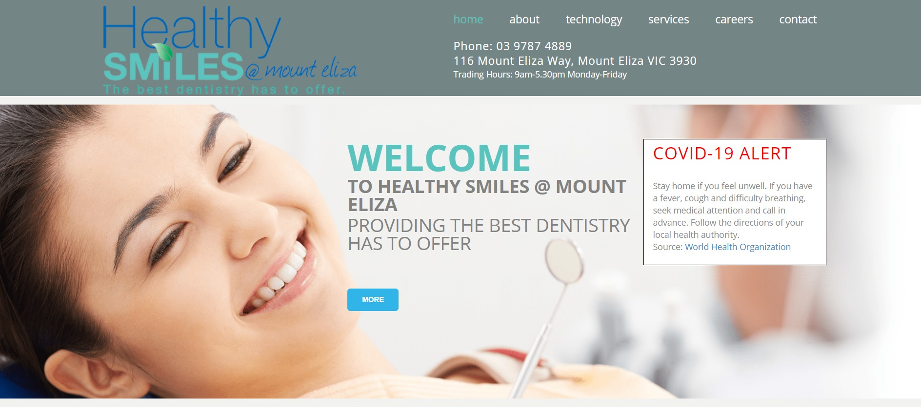 Healthy Smiles Mt. Eliza