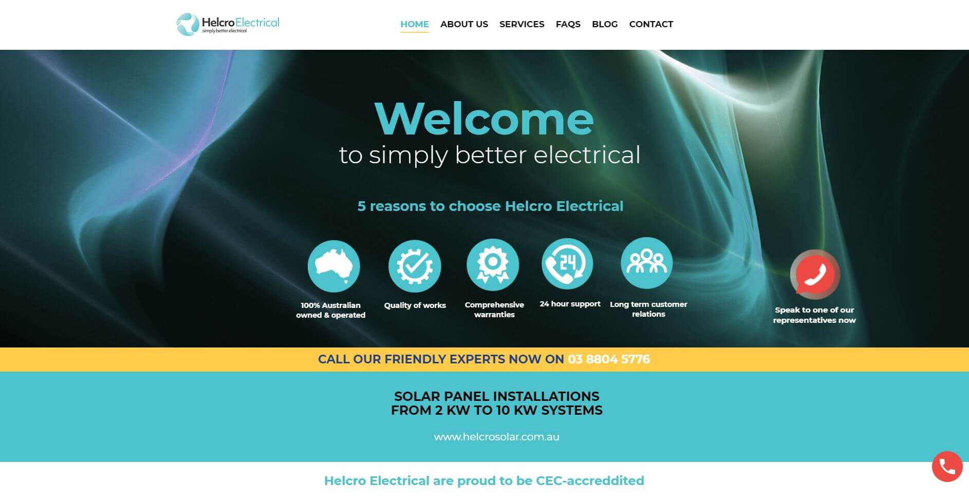 Helcro Electrical