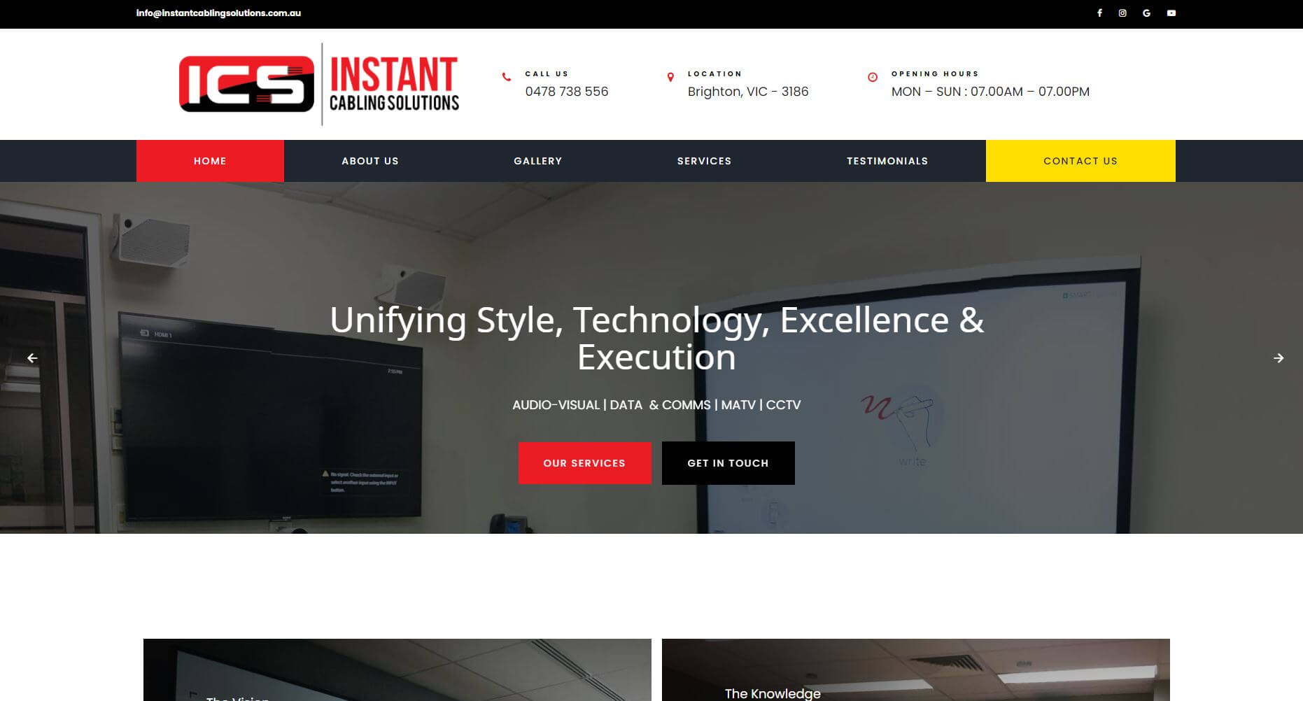 Instant Cabling Solutions