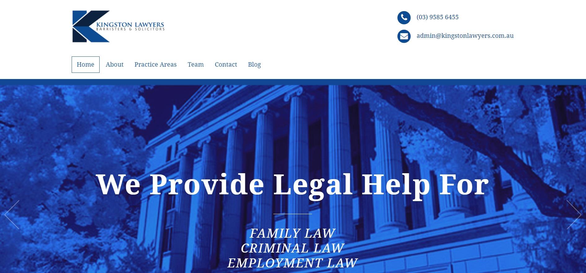 Kingston Lawyers