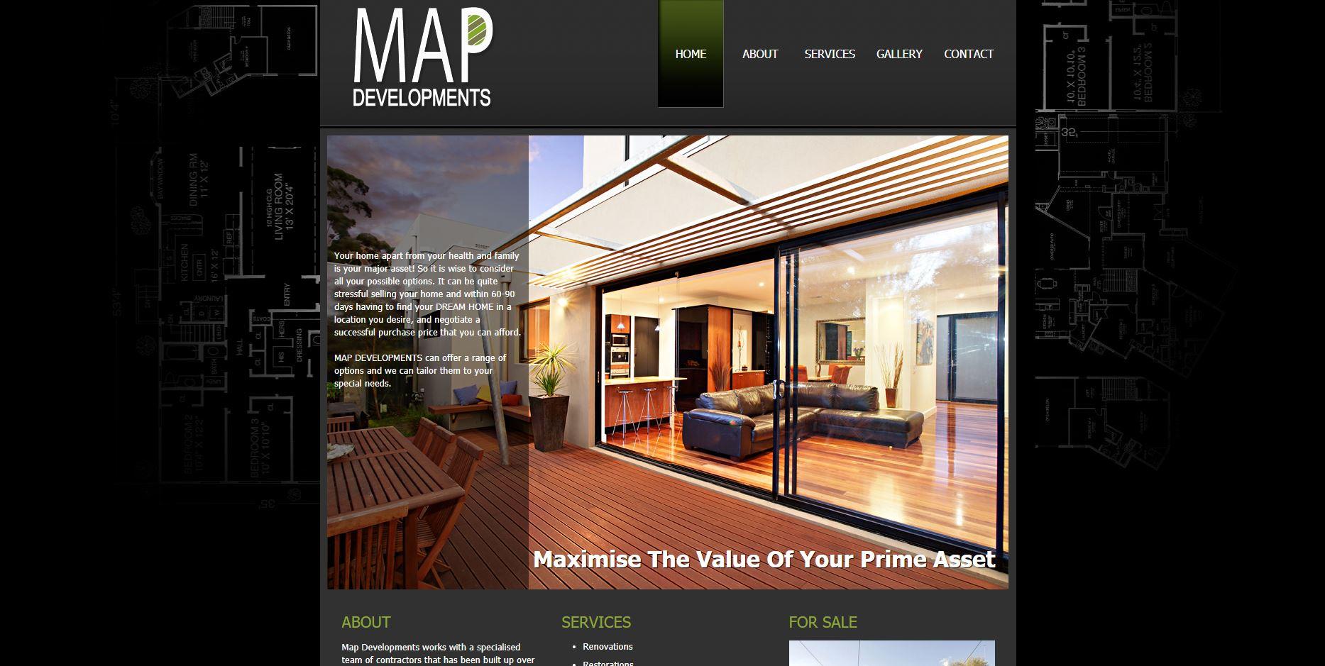 Map Developments