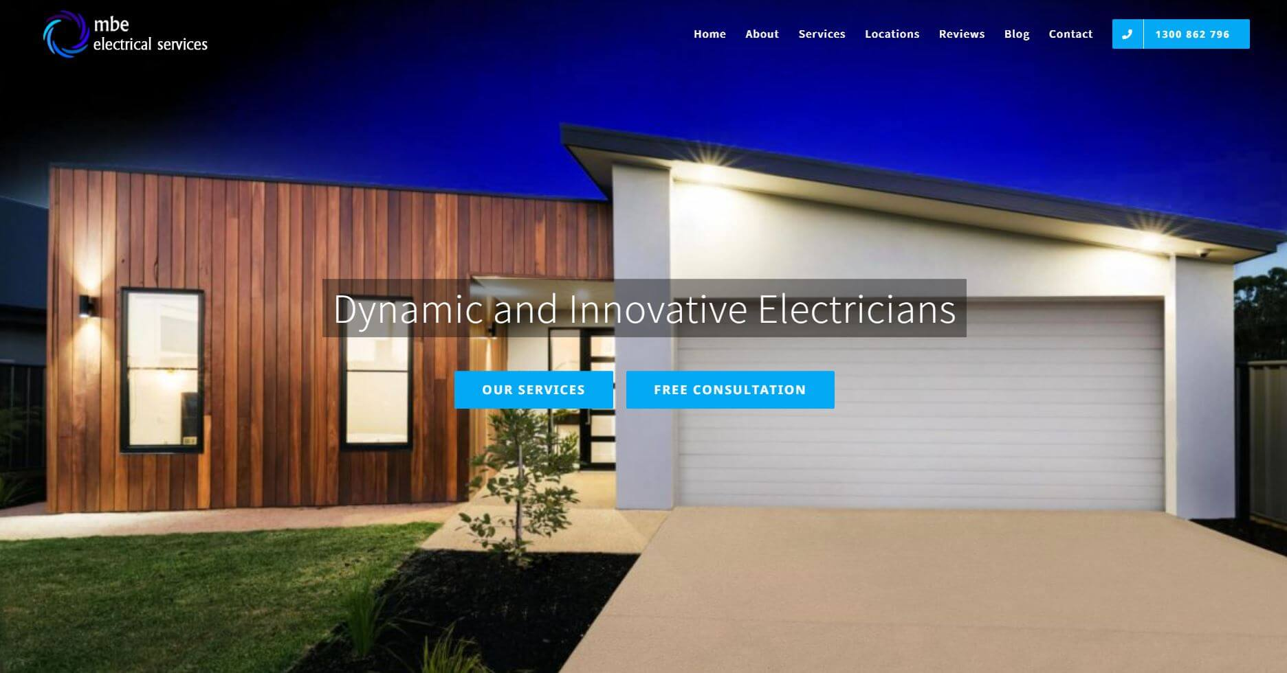 Mbe Electrical Services