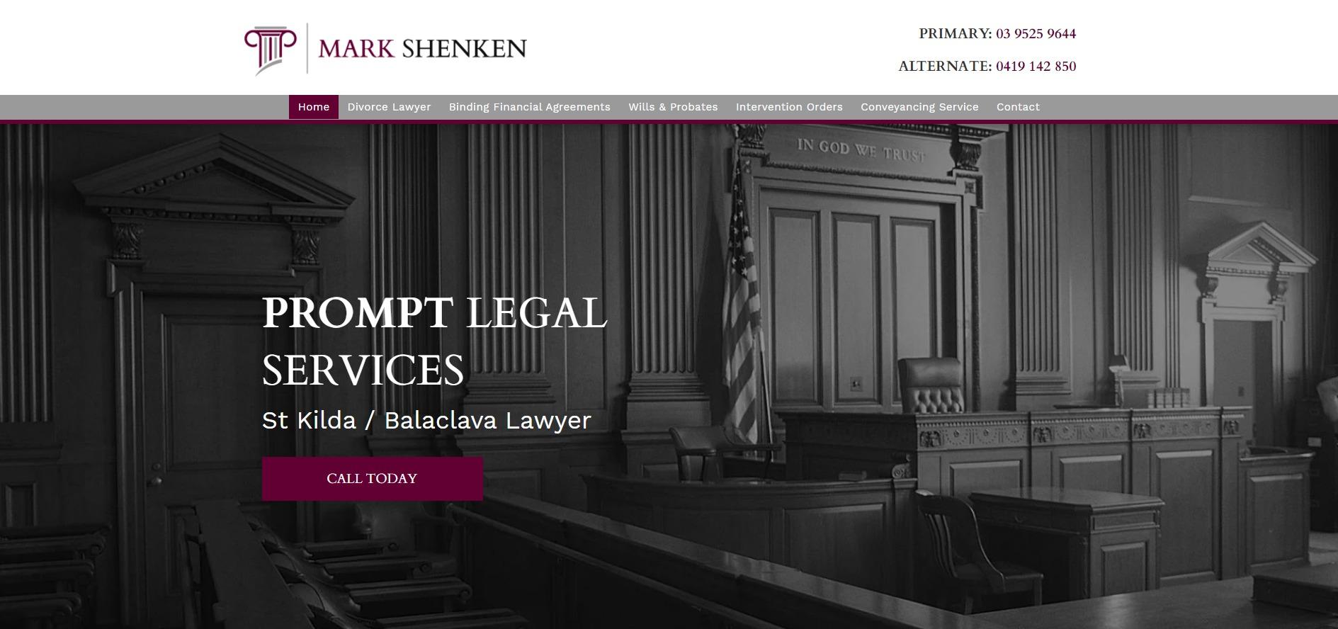 Mark Shenken