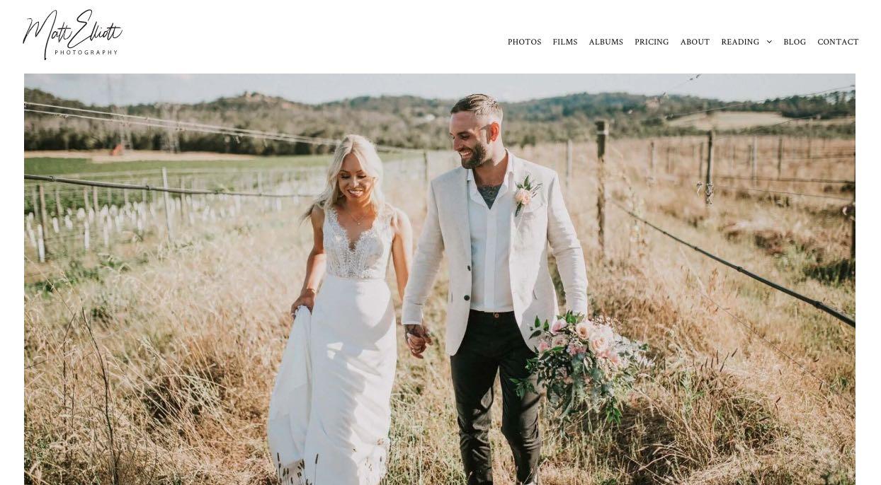 Matt Elliot Wedding Photography Mornington Peninsula
