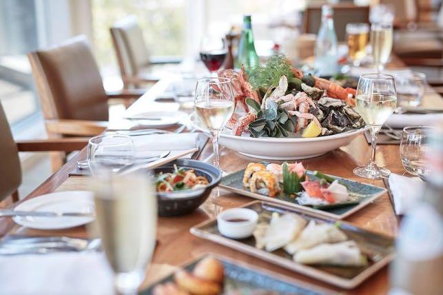 Melba Restaurant New Year Dinner Idea Melbourne