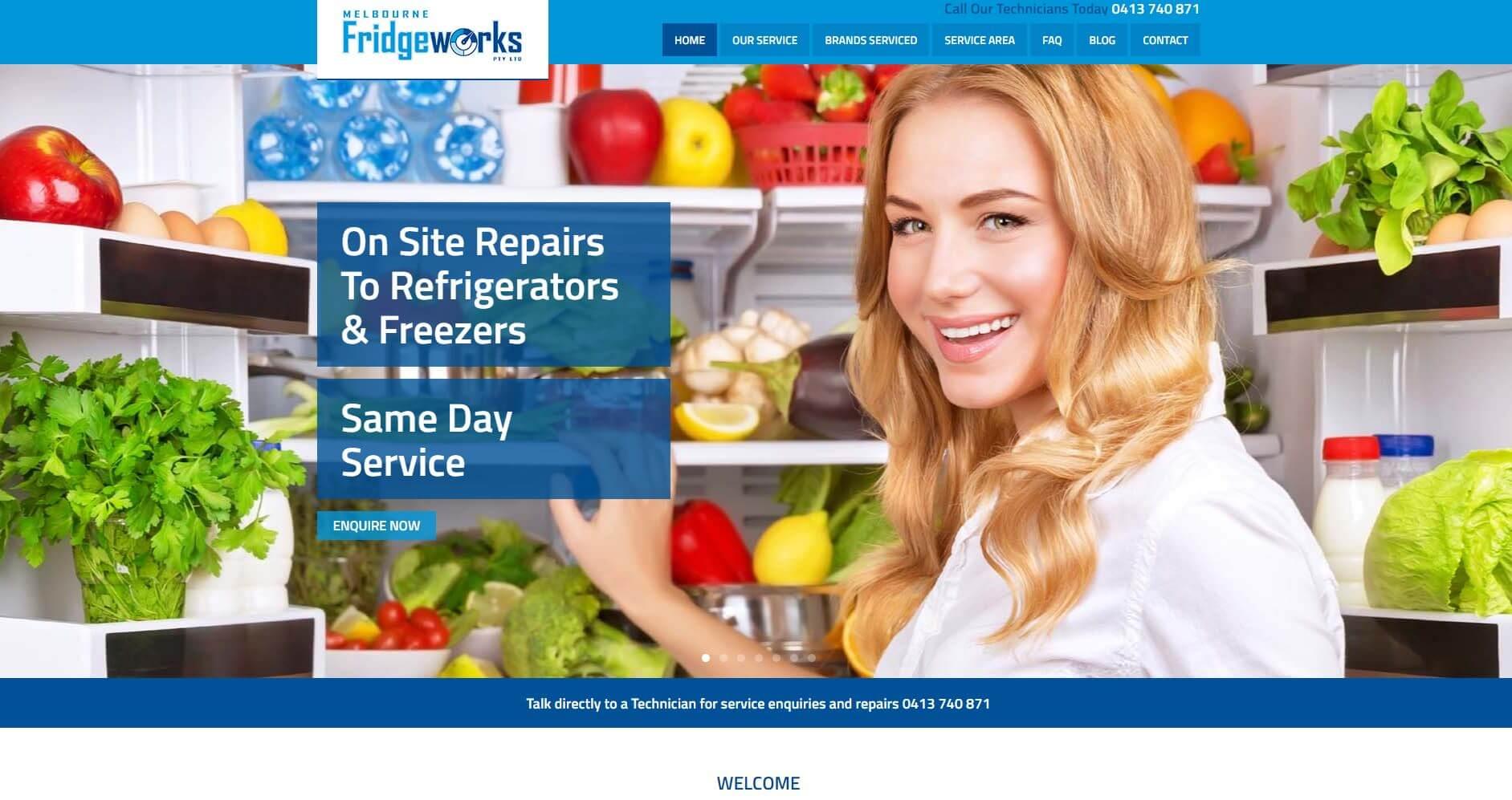 Melbourne Fridge Works