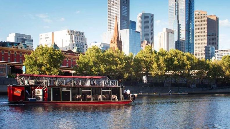 Melbourne River Cruise Christmas Lunch Ideas Melbourne