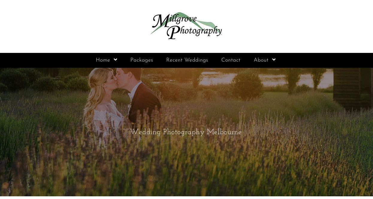 Mill Grove Wedding Photography Mornington Peninsula