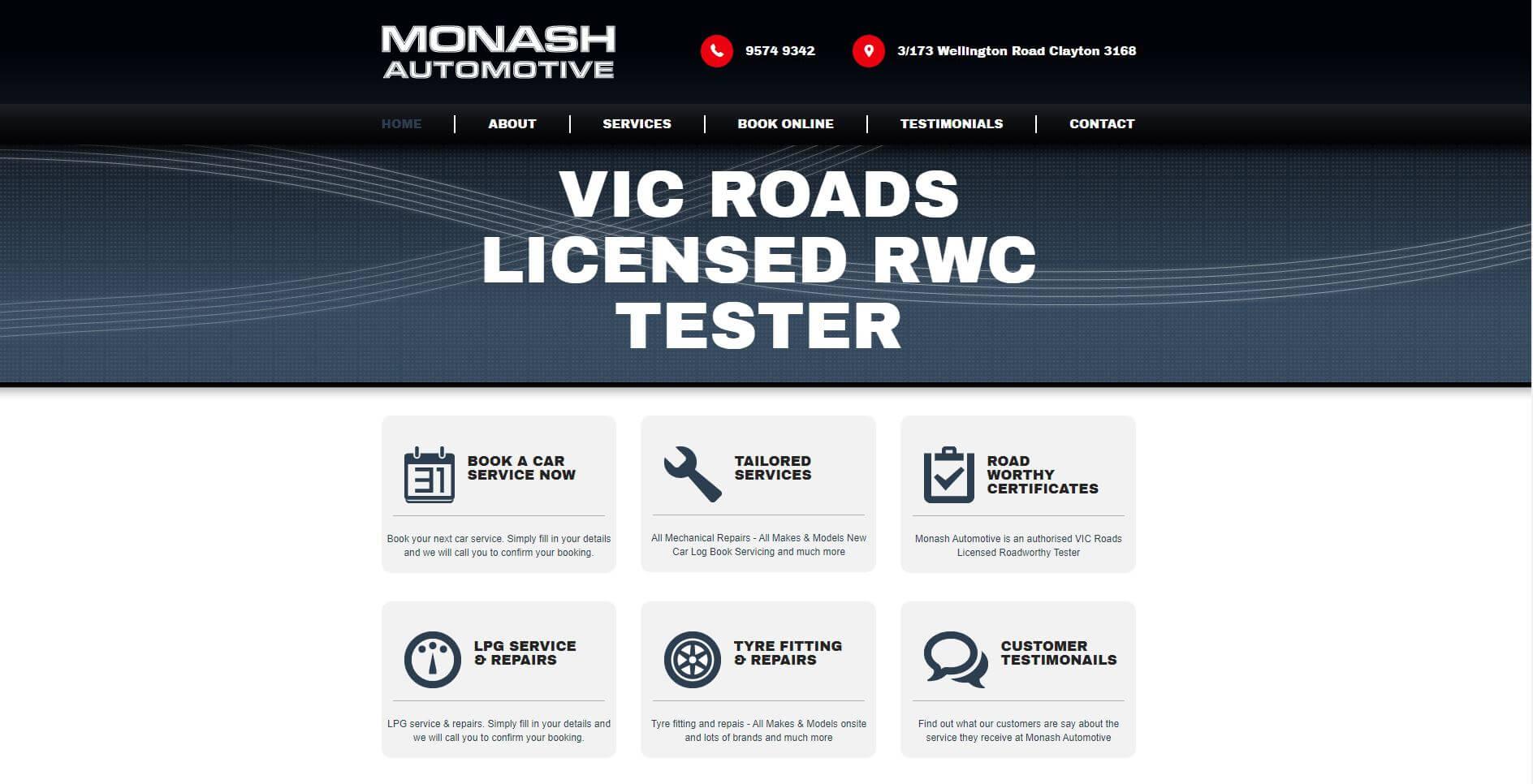 Monash Automotive
